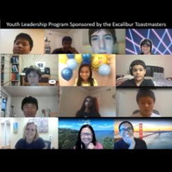 Club Spotlight: Excalibur Toastmasters Youth Leadership Program